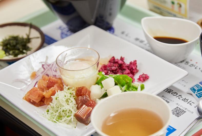 『日本初 社員食堂へのサステナブル・シーフードの継続導入』拡大推進プロジェクト ~社員食堂から、消費行動を変革し、SDGs達成に貢献~