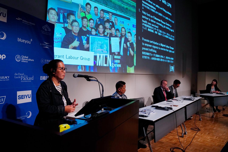 A-2 サプライチェーンにひそむ違法漁業と人権侵害のリスク